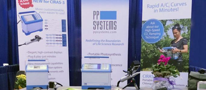 Plantefysiologiske målinger med PP Systems