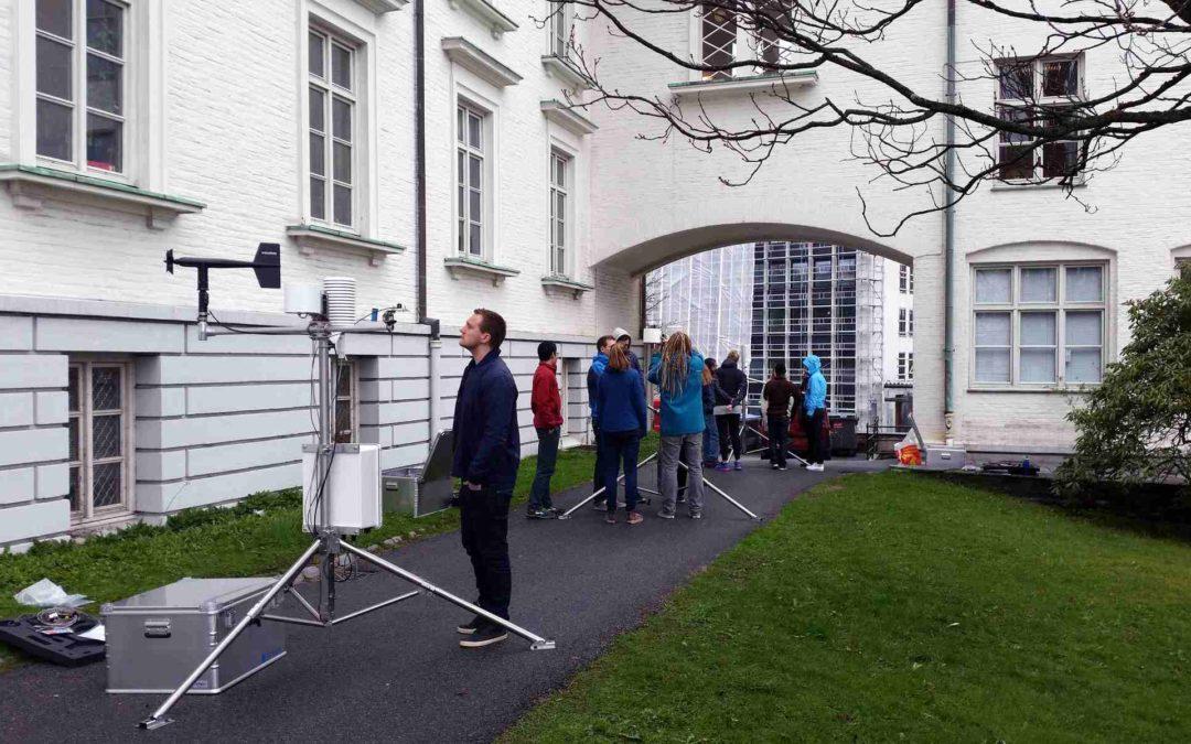 ITAS inngår rammeavtale med Geofysisk institutt