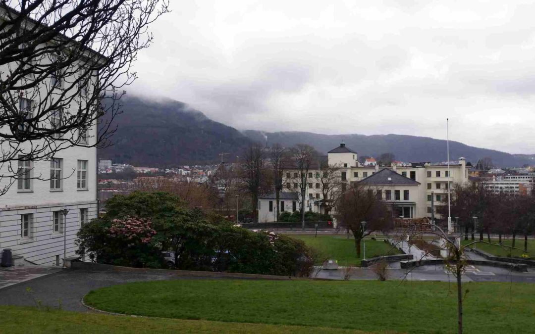 Nedbørmålinger i Bergen