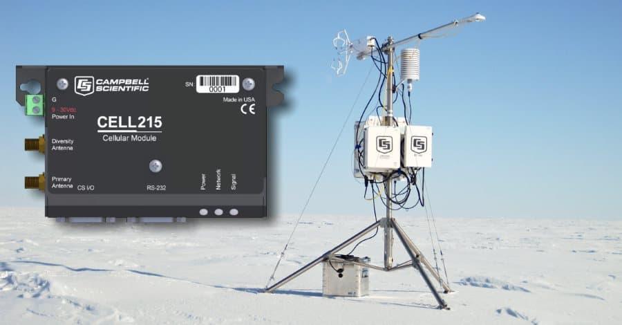 Robust dataoverføring av måledata