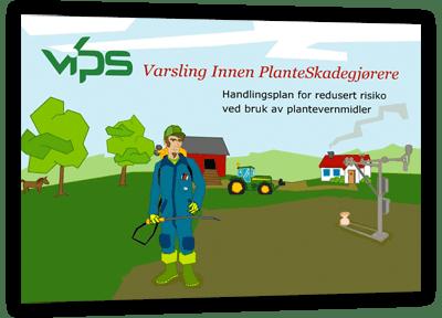 VIPS – Varslingsystem for skadedyr