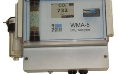 WMA-5 – Ny gass-analysator fra PP Systems