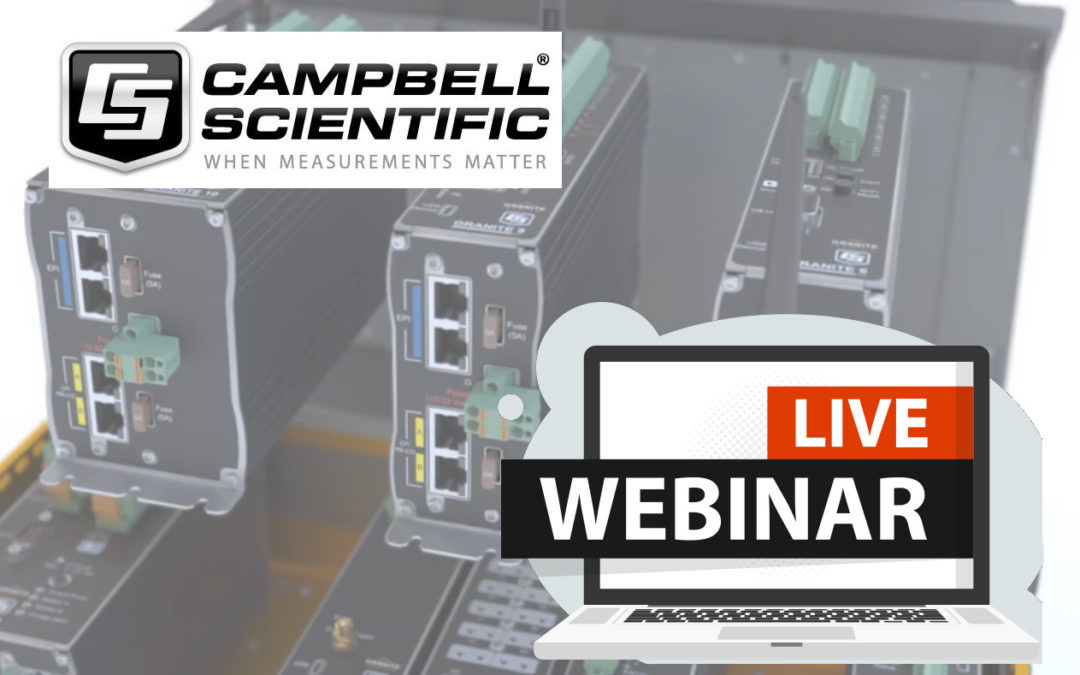 Campbell Scientific Webinar